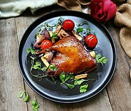 红酒鸭边腿#美味烤箱菜,就等你来做!#的做法
