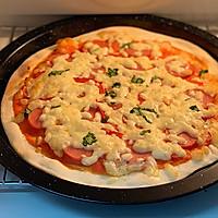 【意味】意大利披萨 自制PIZZA酱 #精品菜谱挑战赛#的做法图解35
