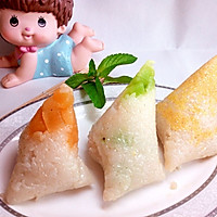 彩粽#粽享新意#的做法图解14