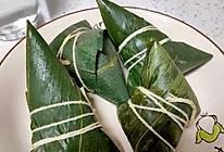 绿豆鲜肉粽的做法
