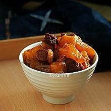 白萝卜炖肉