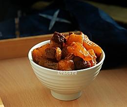 白萝卜炖肉的做法