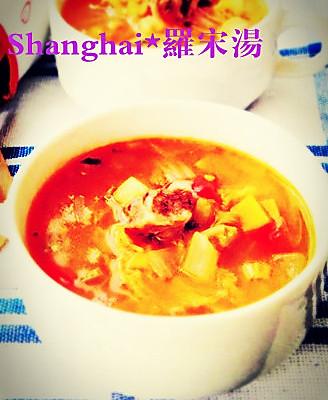 老上海——罗宋汤
