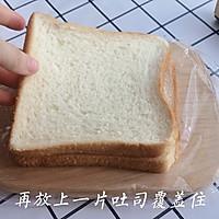 元气早餐:小熊三明治的做法图解4