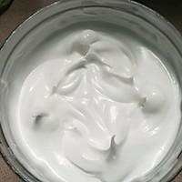 鸭蛋葡萄干蛋糕(土鸭蛋做的)的做法图解5