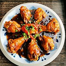 #晒出你的团圆大餐#酱油鸡腿