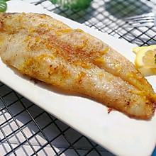 #美味烤箱菜,就等你来做!#柠香黑椒烤龙利鱼