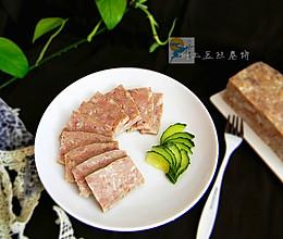 自制午餐肉的做法