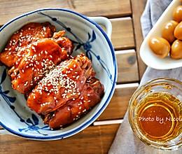 #餐桌上的春日限定#零失败的啤酒鸡翅的做法