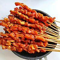 #甜粽VS咸粽,你是哪一党?#自制烧烤肉串的做法图解5