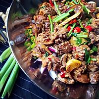 干锅鸡杂#我要上首页下饭家常菜#的做法图解15