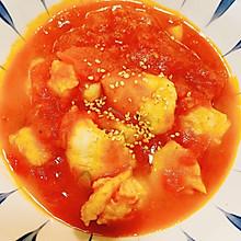 酸酸甜甜的味道:让这份番茄鱼片陪你的味蕾一起跳舞吧!