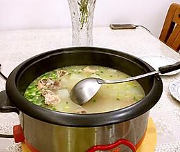 清炖冬瓜排骨汤的做法