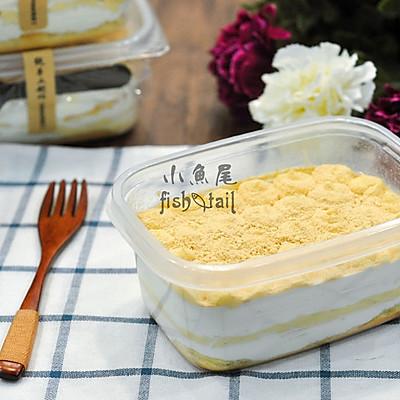 低糖版豆乳盒子——超详细做法