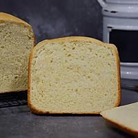 橄榄油吐司(面包机版)#带着美食去踏青#的做法图解8