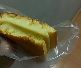 酸奶蛋糕(披萨盘制)的做法