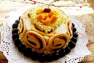 皇家夏洛特蛋糕