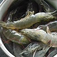 【白灼虾】活虾最原味的做法的做法图解1