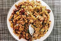 超简单喷喷香的肉末芹菜炒饭的做法