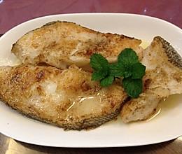 香煎银鳕鱼的做法