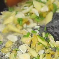 这是一碗好吃到升仙的酸汤龙利鱼的做法图解3