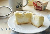 北海道戚风杯子蛋糕#长帝烘焙节#的做法