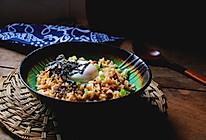 酱油纳豆炒饭#厨此之外,锦享美味#的做法