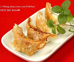 锅贴饺子的做法