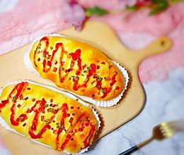 香肠调理面包的做法