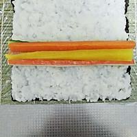 基础卷寿司(含寿司醋),反卷,握寿司,军舰寿司的做法图解6