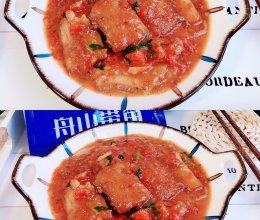 #鲜到鲜得,月满中秋,沉鱼落宴#番茄带鱼的做法