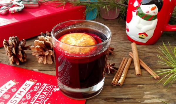 德国圣诞红酒热饮Gluehwein的做法
