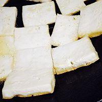 吃货必须要学会的--香煎黄金豆腐的做法图解7