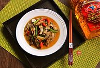 姜葱炒蛏子的做法