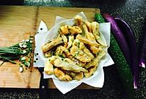 香炸椒盐水鱼的做法
