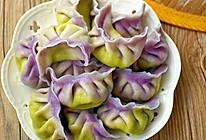 美貌与美味并存的郁金香饺子#太太乐鲜鸡汁中式#的做法
