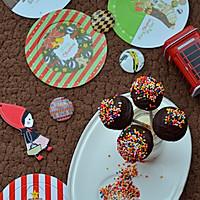 布朗尼棒棒糖蛋糕的做法图解3