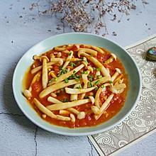 茄汁海鲜菇