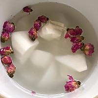#父亲节,给老爸做道菜#川贝玫瑰花炖白萝卜的做法图解4