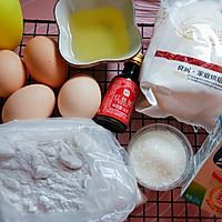 红丝绒大米蛋糕卷+#松下多面美味#的做法图解1