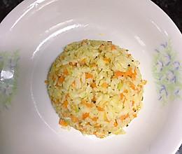 #我们约饭吧#炒米饭的做法