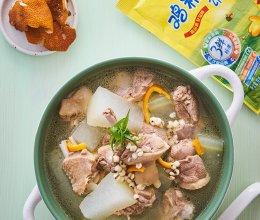 冬瓜老鸭汤的做法