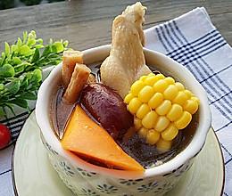 #秋季食谱#党参红枣玉米鸡汤的做法