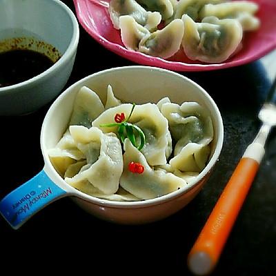 韭菜洋葱饺子丨详解版