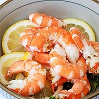 #我们约饭吧#酸辣柠檬虾的做法图解14