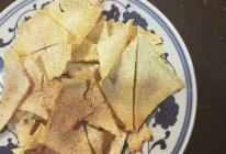 减脂饱腹无油玉米片tortilla chips的做法