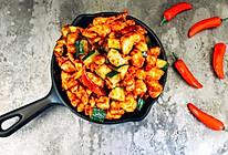 简单易做 快手菜 宫保鸡丁家常版的做法