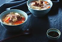 牛展牛筋煨汤的做法