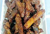 麻辣五香猪肉干的做法