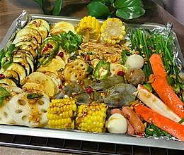 烤箱烧烤,来一盘烤蔬菜~的做法